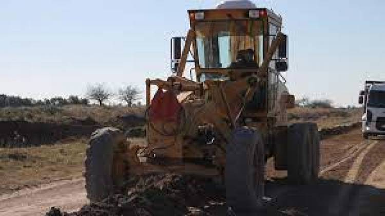 Millonaria inversión en caminos y rutas del Sudoeste
