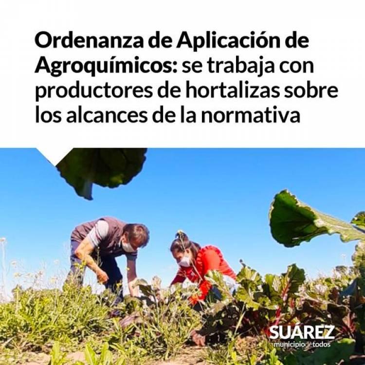 Ordenanza de Aplicación de Agroquímicos