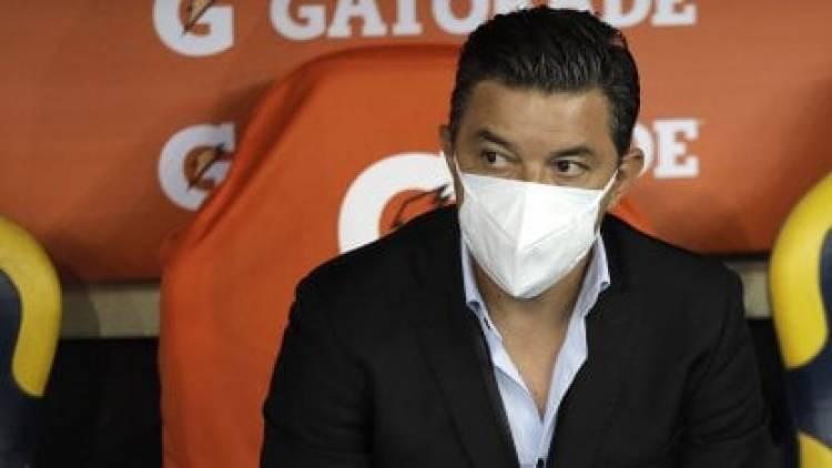 Gallardo y una respuesta sobre su futuro que inquieta a los hinchas