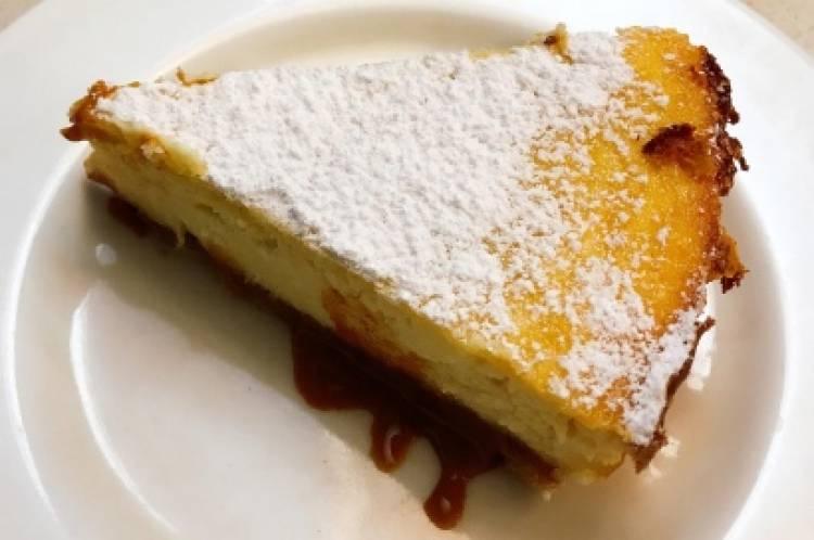 Torta de Ricota y Dulce de Leche