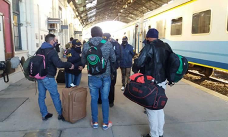 Capturan a un peligroso narco paraguayo en la estación de trenes de Bahía