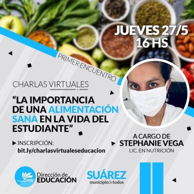 """""""La importancia de una alimentación sana en la vida del estudiante"""""""