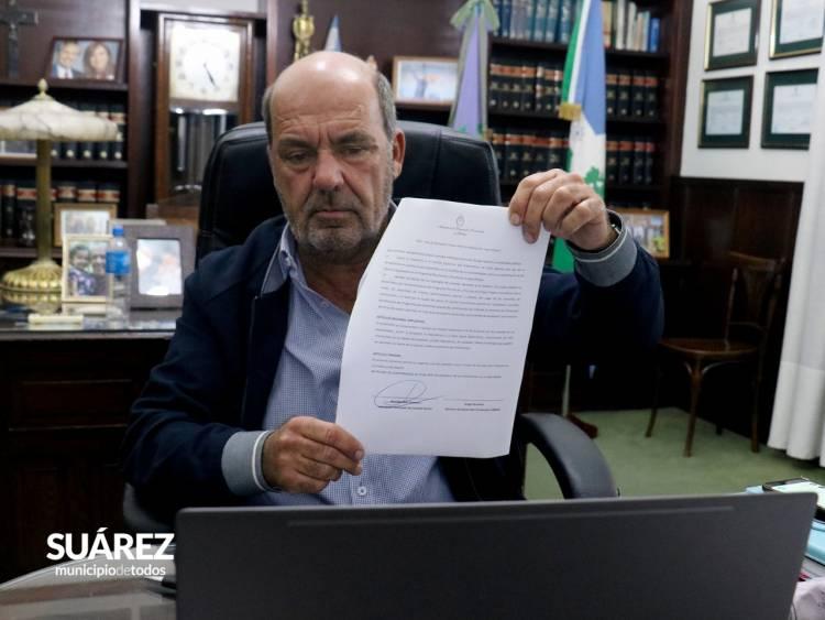 """Coronel Suárez se sumó al sistema """"ventanilla única""""⠀"""