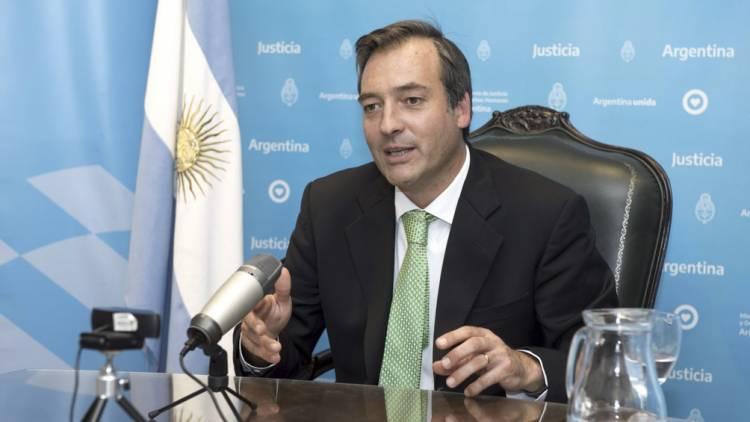 """Soria: """"El macrismo necesita de este procurador interino para que encubra todas sus fechorías"""""""