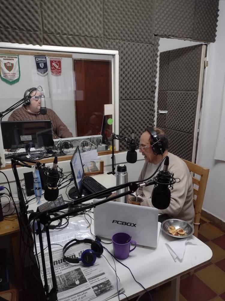 La mañana de FM Suarense 101.9, se renueva con Miguel Menchi y Mariano Sarmiento