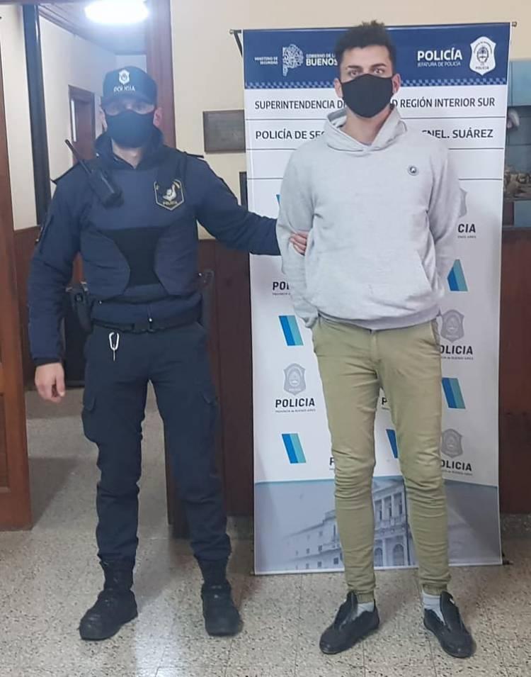 *PARTE DE PRENSA POLICIAL*