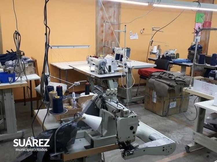 Se conformó la asociación de pequeños confeccionistas de indumentaria de Coronel Suárez