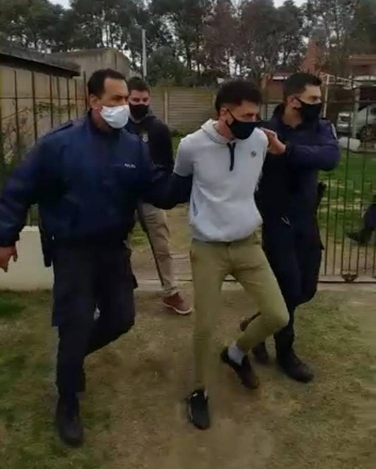 Continuara detenido en una unidad carcelaria Lionel Agrello Nievas