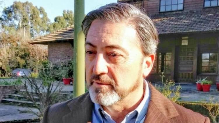 Roberto Olmedo también pasó por los micrófonos de FM Suarense