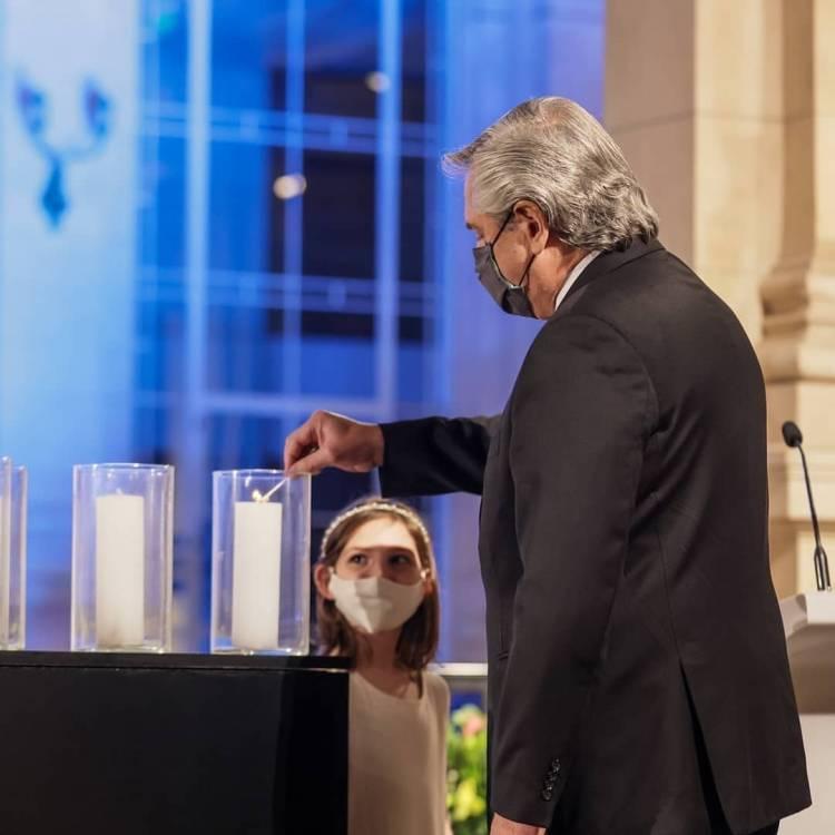 El Intendente Ricardo Moccero adhirió al sentido homenaje a las víctimas por Covid-19
