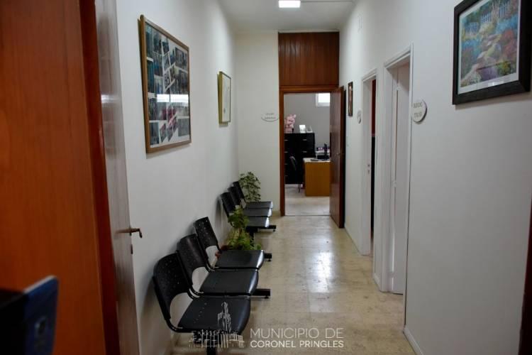 Quedó inaugurada la nueva sede de la Comisaría de la Mujer y la Familia.