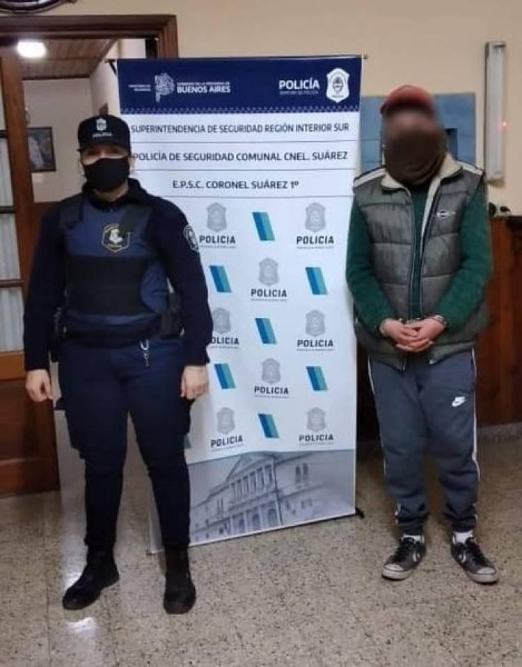 DETENCIONES POR COMERCIALIZACION DE ESTUPEFACIENTES Y VIOLENCIA DE GENERO