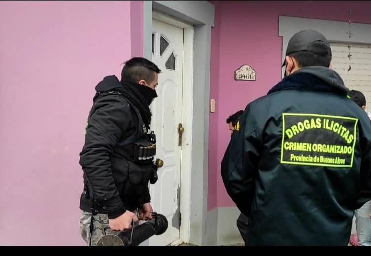 PROCEDIMIENTO POLICIA DE NARCOTRÁFICO