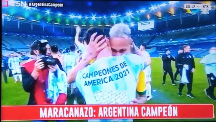 Argentina Campeón de la Copa América 2021!!!