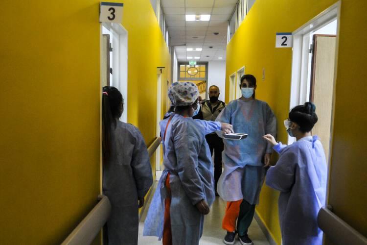 Coronavirus: se registraron 480 muertos y 14.989 nuevos contagios