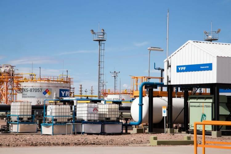 Vaca Muerta: la producción de shale gas de YPF creció un 126% entre enero y junio