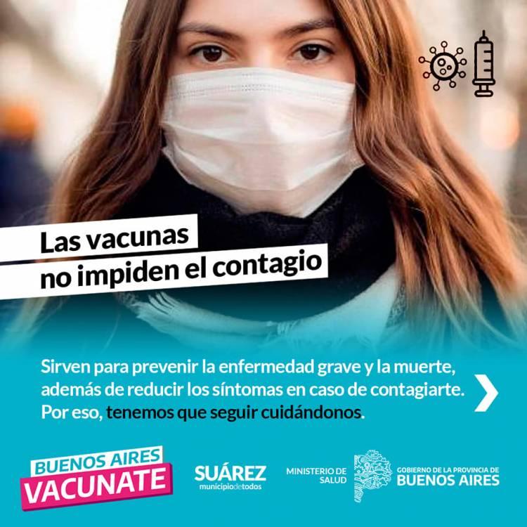 Llegó el turno de que los jóvenes se vacunen contra el coronavirus