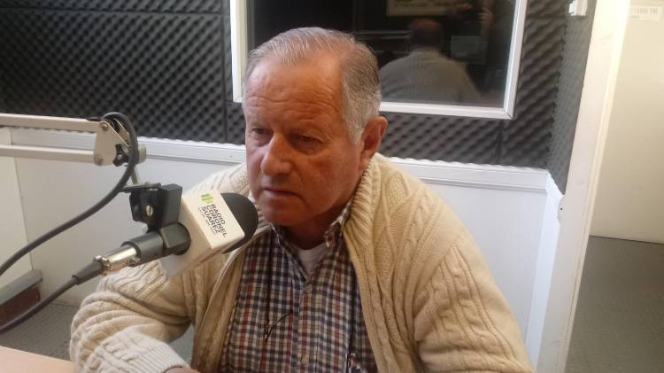 Esta mañana Carlos Sánchez, el actual presidente de la cooperativa de transporte habló en FM Suarense 101.9