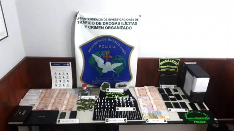 Condenaron a un hombre que tenía droga en su casa con fines de venta