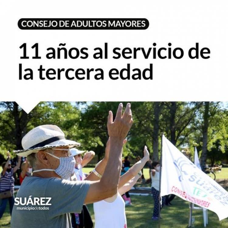 Consejo de Adultos Mayores: 11 años al servicio de la tercera edad
