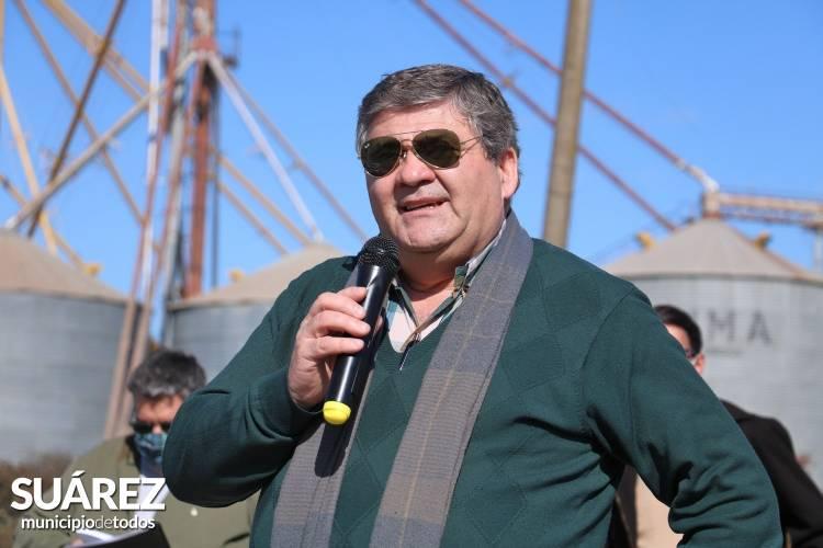 """Osvaldo Lezica: """"Tenemos la certeza dónde tenemos que poner la mirada y hacia dónde vamos a seguir trabajando""""⠀"""