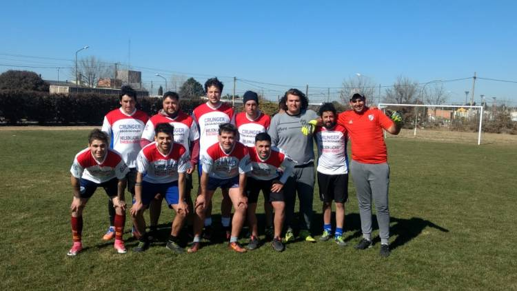 Futbol local: TORNEO LA MUTUAL
