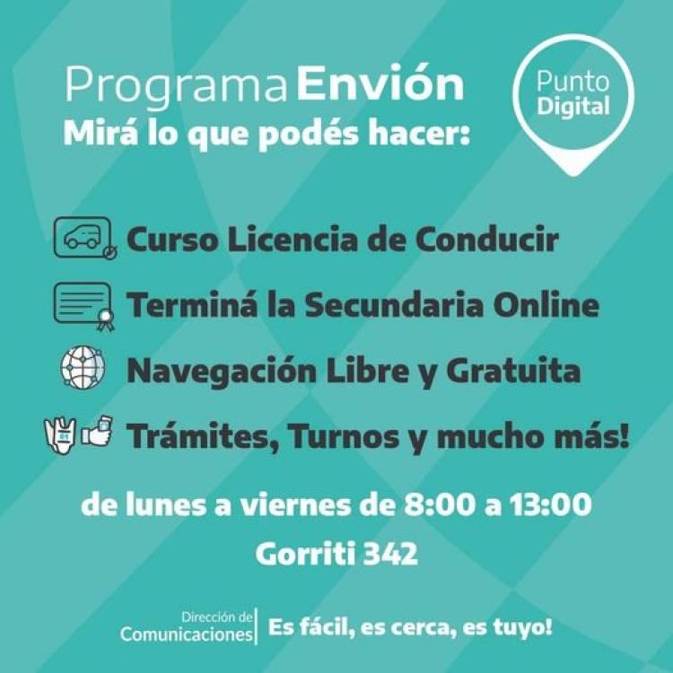 El Punto Digital te espera en Villa Belgrano