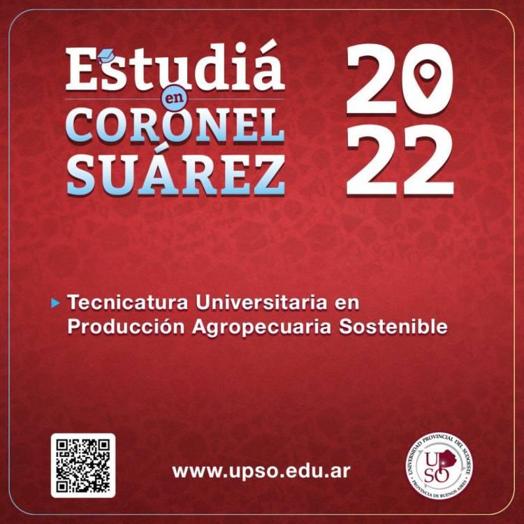 Ciclo Lectivo UPSO 2022: Inicio de Inscripción