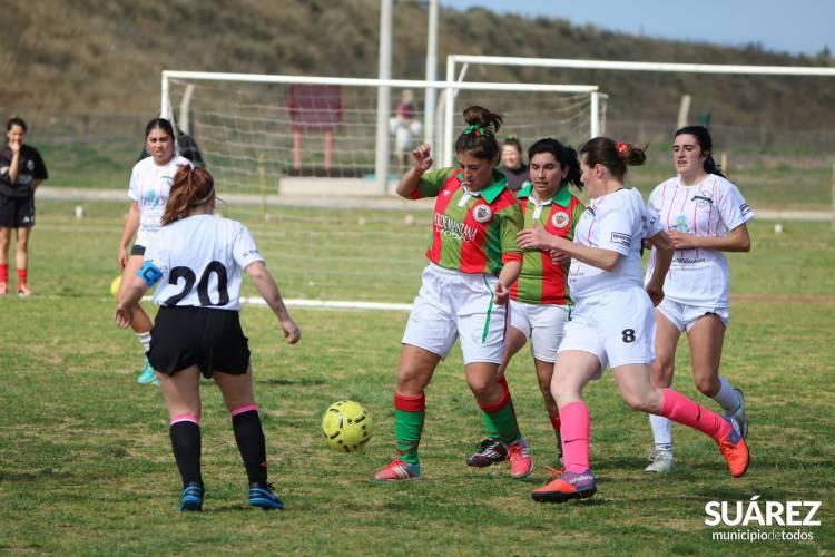 Torneo Elisabeth Minnig: El Puente y Las Tatanas lideran la tabla de posiciones