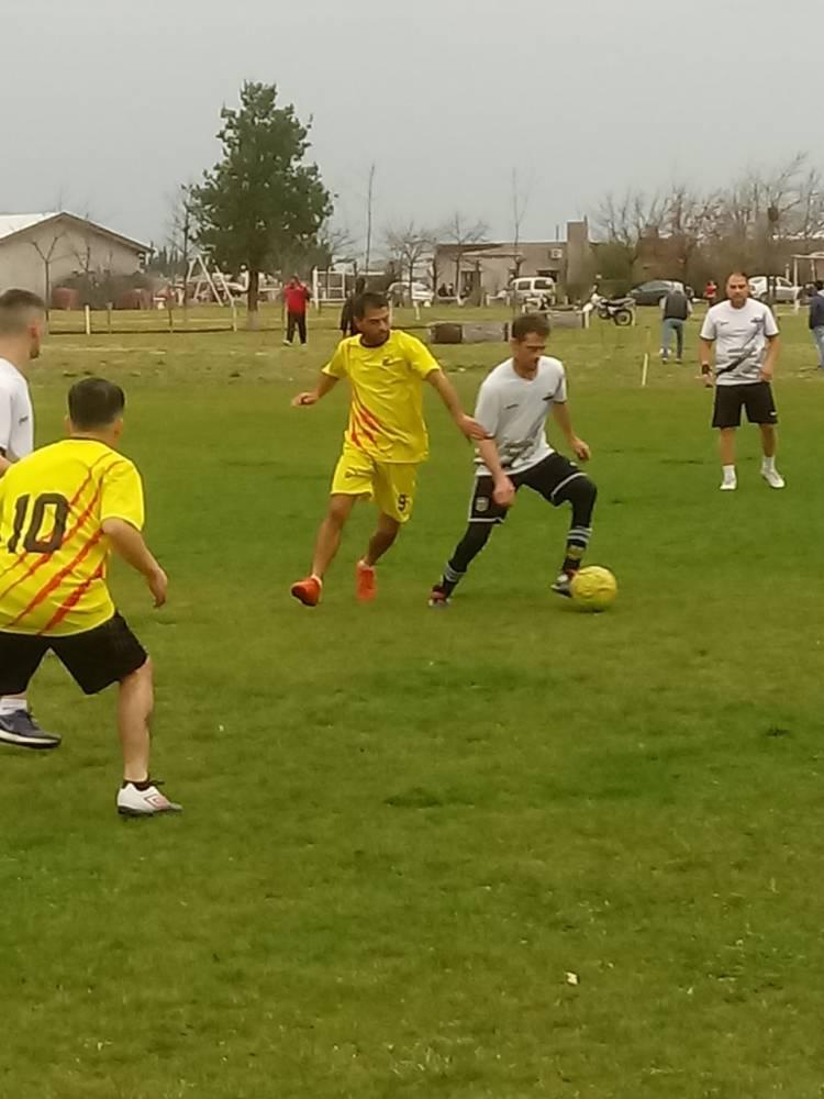 FUTBOL 9: RESULTADOS OCTAVOS DE FINALES ''Torneo La Mutual''